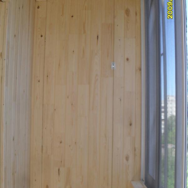"Обшивка балконов галерея "" обшивка балконов и лоджий. григор."